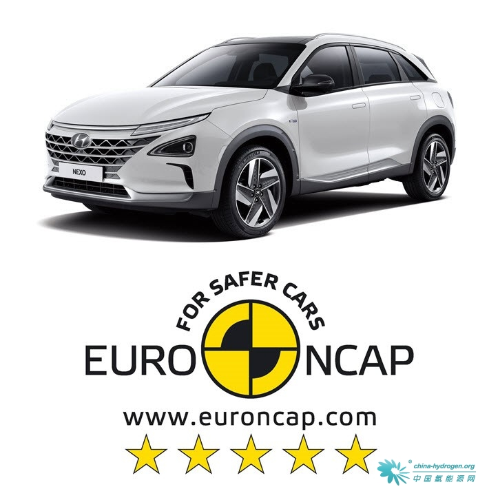 All-New Hyundai NEXO achieves five-star rating in Euro NCAP testing